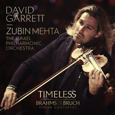 David Garrett - Timeless - CD