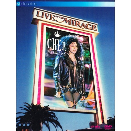 Cher - Live At The Mirage - DVD
