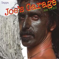 Frank Zappa - Joe's Garage Acts 1,2,3 - 2 CD
