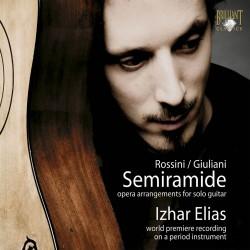 Izhar Elias - Semiramide - 2 CD