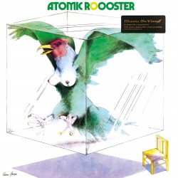 Atomic Rooster - Atomic Rooster - 180g HQ Vinyl LP