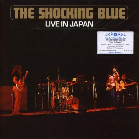 Shocking Blue - Live In Japan - 180g HQ Gatefold Vinyl LP
