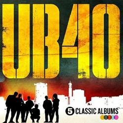 Ub 40 - 5 Classic Albums - CD