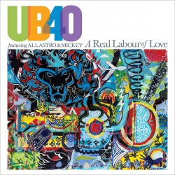 Ub 40 - A Real Labour Of Love - CD