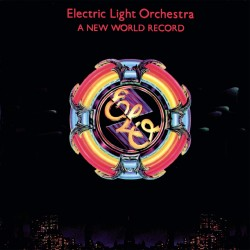 Electric Light Orchestra - A New World Record - CD
