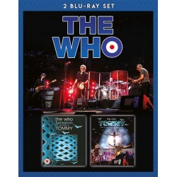 Who - Tommy - Live At The Royal Albert Hall / Sensation - The Story Of Tommy - 2 Blu-ray