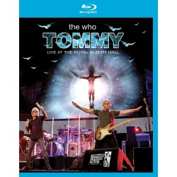 Who - Tommy - Live At The Royal Albert Hall - Blu-ray