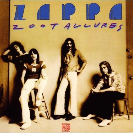 Frank Zappa - Zoot Allures - CD