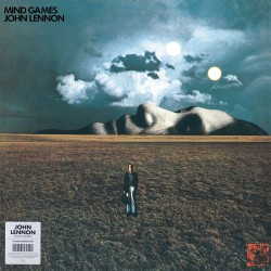 John Lennon - Mind Games - 180g Vinyl LP
