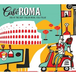Various Artists - Cafe Roma - 2 CD