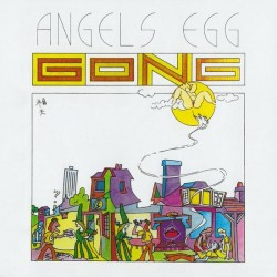 Gong - Angels Egg (Radio Gnome Invisible Part II) - CD