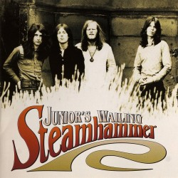 Steamhammer - Junior's Wailing - CD