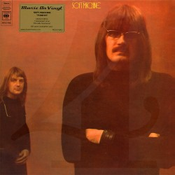 Soft Machine - Fourth - Vinyl LP
