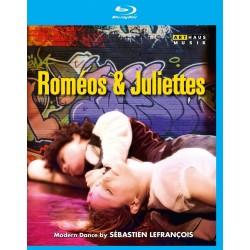 Sebastien Lefrancois - Romeos & Juliettes - Blu-ray