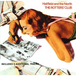 Hatfield And The North - Rotter's Club - CD