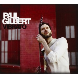 Paul Gilbert - Vibrato - CD Digipack