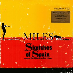 Miles Davis - Sketches Of Spain - 180g HQ Vinyl LP