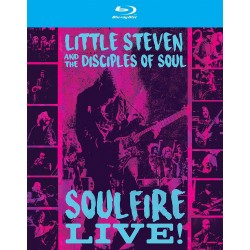 Little Steven - Soulfire Live - 2 Blu-ray