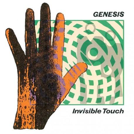 Genesis - Invisible Touch - Vinyl LP