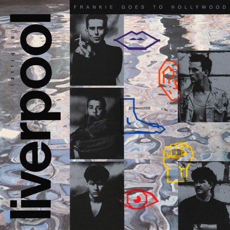 Frankie Goes To Hollywood - Liverpool - Vinyl LP