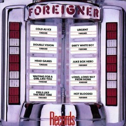 Foreigner - Records - CD