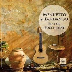 Luigi Boccherini - Menuetto & Fandango - CD