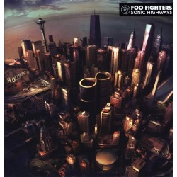 Foo Fighters - Sonic Highways - CD Digipack