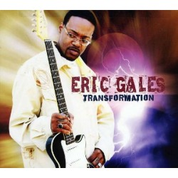 Eric Gales - Transformation - CD Digipack