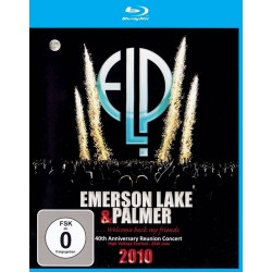 Emerson, Lake & Palmer - 40th Anniversary Reunion Concert - Blu-ray