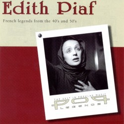 Edith Piaf - Pop Legends - CD