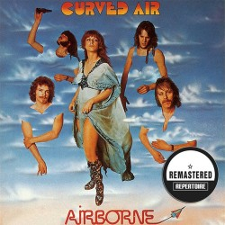 Curved Air - Airborne - CD