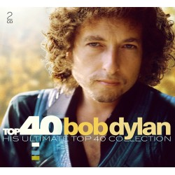 Bob Dylan - Top 40 - Bob Dylan - 2 CD Digipack