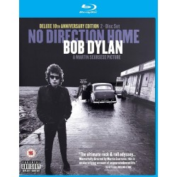Bob Dylan - No Direction Home - 2 Blu-ray