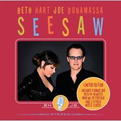 Beth Hart & Joe Bonamassa - Seesaw - CD + DVD