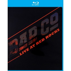 Bad Company - Live At Red Rocks - Blu-ray