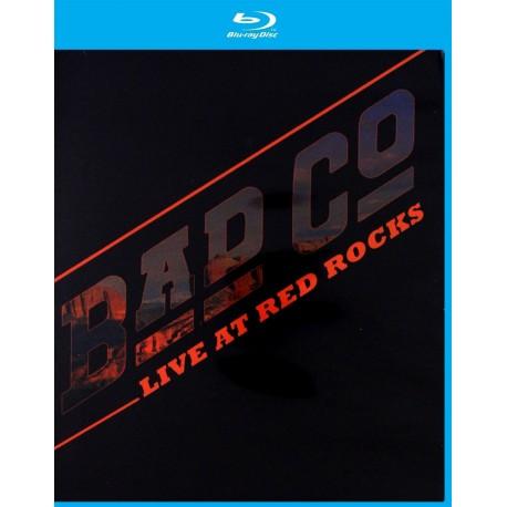 Bad Company - Live At Red Rocks - Blu-ray