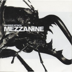 Massive Attack - Mezzanine - CD