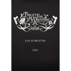 Bullet For My Valentine - Poison - Live At Brixton - DVD