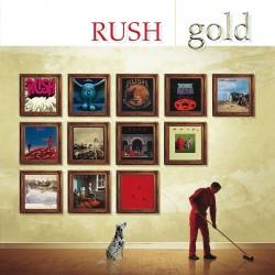 Rush - Gold - 2 CD