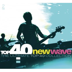 Various Artists - Top 40 - New Wave - 2 CD Digipack