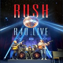 Rush - R40 Live - 3 CD