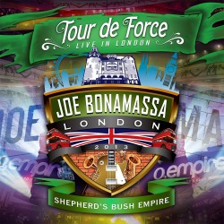 Joe Bonamassa - Tour De Force - Shepherd's Bush Empire - Vinyl 3 LP