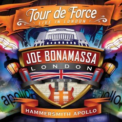 Joe Bonamassa - Tour De Force - Hammersmith Apollo - Vinyl 3 LP