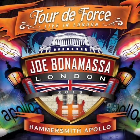Joe Bonamassa - Tour De Force - Hammersmith Apollo - Vinyl 3 LP
