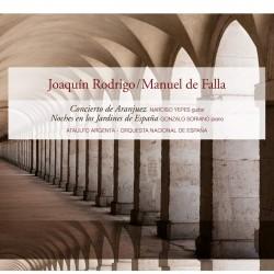 Joaquín Rodrigo / Manuel De Falla - Concierto De Aranjuez / Noches En Los Jardines - 180g HQ Vinyl LP