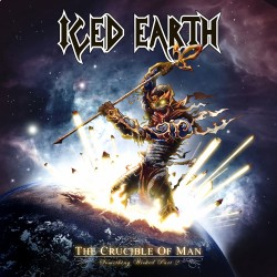 Iced Earth - Crucible Of Man - CD Digipack