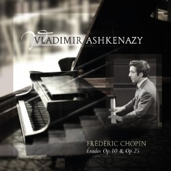 Frederic Chopin - Etudes OP.10 & OP.25 - Vladimir Ashkenazy - 180g HQ Vinyl LP