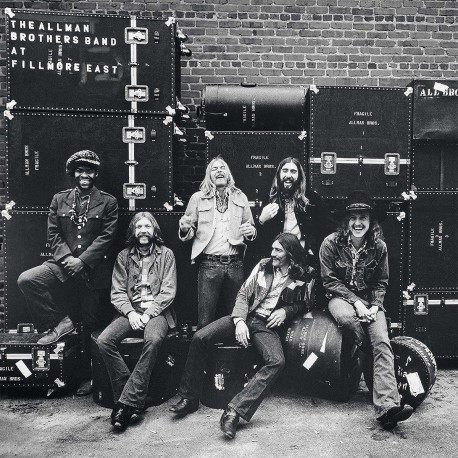 Allman Brothers Band - At Fillmore East - 180g HQ Vinyl 2 LP