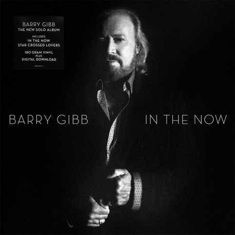 Barry Gibb - In The Now - Vinyl 2 LP