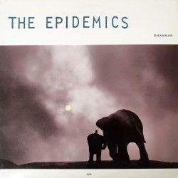 Caroline & Shankar - The Epidemics - Vinyl LP